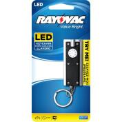 Ray-O-Vac BRSLEDKEY-BRB White LED Key Chain Light-WHITE LED KEYCHAIN