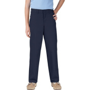 Genuine Dickies Boy's Traditional School Uniform Style Classic Pants