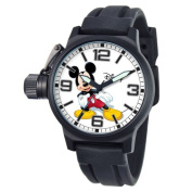 Disney Men's Mickey Mouse Crown Protector Watch