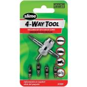 Slime 4-Way Valve Tool