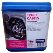 Peerless Winter Track Light Truck Tyre Cables