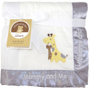 Child of Mine by Carter's Treetop Friends 2-Ply Ribbed Valboa Blanket