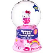 Hello Kitty Bubble Bath Glitter Globe, 240ml