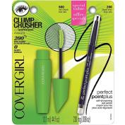 COVERGIRL LashBlast Fusion Mascara & Perfect Point Plus Eyeliner Set, 2pc