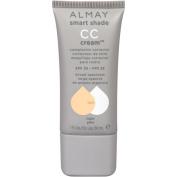 Almay Smart Shade CC Cream Complexion Corrector, 100 Light, 30ml