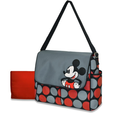 Disney Mickey Mouse Messenger Nappy Bag