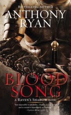 Blood Song (Raven's Shadow Novels)