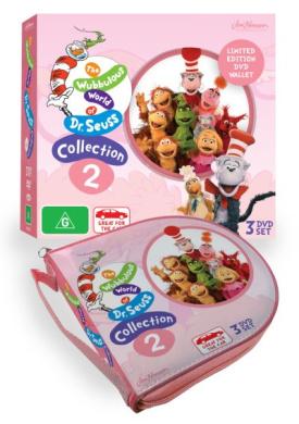 The Wubbulous World of Dr Seuss: Collection 2