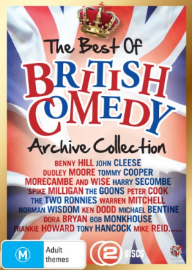 Best of British Comedy, The