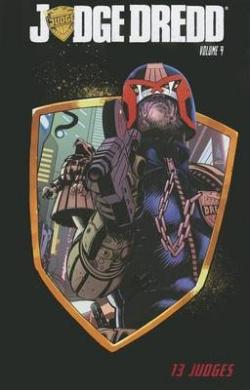 Judge Dredd: Volume 4
