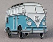 Metal Enamel Pin Badge Brooch Volkswagen VW Camper Van Transporter