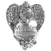 Miracles Happen Angel Pins by Angel Star