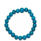 Turqenite Gemstone Crystal Power Bracelet