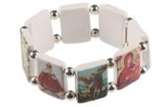 Holy Images Bracelet. Holy Bracelet. Bracelet with religious images