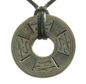 Early Pagan Germanic Sun Cross Important Ancient Celtic Symbol Handmade From Alpaca Silver