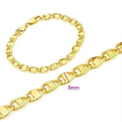 Simply Glamorous Jewellery And Gifts Shop - 18Ct Gold Plated Fancy Bracelet