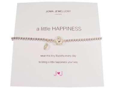 A Little Happiness Bracelet from Joma Jewellery