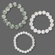 Tumbled Lodolite Gemstone Bracelet