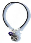 King Solomon Legend Amulets Protection Solomon Seal & Blue Evil Eye Charm Bracelet