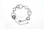 V.I.P Jewellery Crystal Set Bracelet VIP17