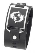 DOOSTI Zodiac Bracelet Pisces, Leder, Stainless Steel 316L