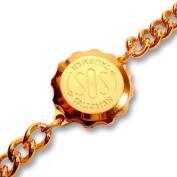 Ladies G.P SOS Talisman Bracelet