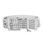 DKNY Ladies' Polished Stainless Steel