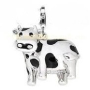 Dream Charms and Silver Jewellery Sweet cow Charm