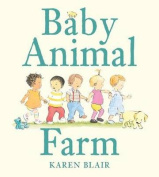Baby Animal Farm [Board book]