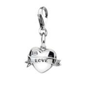Hot Diamonds Love Heart Charm