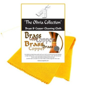 TOC Brass & Copper Cleaning & Polishing Cloth, 440mm x 315mm