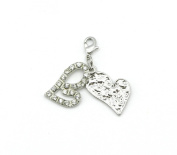 Hearts Charm, Pure by Coppercraft CH13