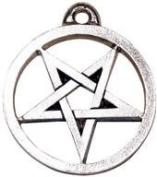 Magickal Pentagrams Inverted Pentagram Material Manifestation.