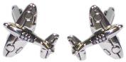 Spitfire Novelty Cufflinks