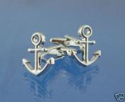 Classic Anchor Cufflinks