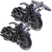 Vintage Motorbike Cufflinks - Vintage bike design