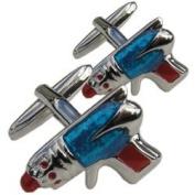 Ray Gun Cufflinks / Space Cufflinks