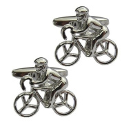Cycling Cufflinks - Bicycle/Cycle