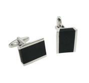 Stainless steel Cufflinks by Blacklist