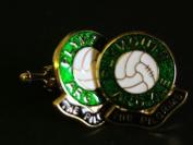 Plymouth Argyle 'The Pilgrims' Football Club Cufflinks