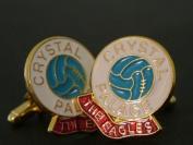 Crystal Palace 'The Eagles' Football Club Cufflinks
