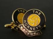 Watford 'The Hornets' Football Club Cufflinks