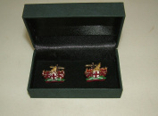 London Coat of Arms Cufflinks