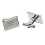 Arsenal F.C. Stainless Steel Cufflinks GN Official Merchandise