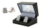 EVERTON CREST CUFFLINKS