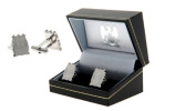 MAN CITY CREST CUFFLINKS