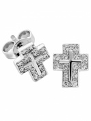trendor 64444 Silver earrings