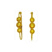 Souvenirs of France - Provence Earrings - Material