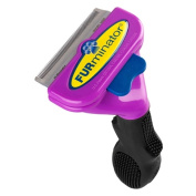 Large Short Hair Cat deShedding Tool for coats shorter then 2 inches