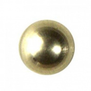 Studex Ear Piercing Titanium Champagne Stud Earrings Traditional Plain 4mm Ball